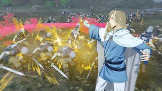 *News* Arslan: The Warriors of Legend neuer Trailer 7