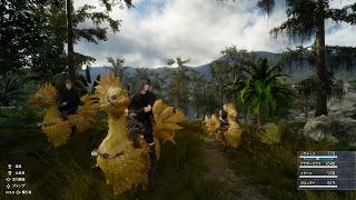*News* Final Fantasy XV neue Trailer enthüllt auf der Tokyo Game Show 1