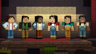 *News* Minecraft Story Mode Episode 1 2