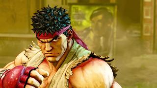 Spielmodi Trailer zu Street Fighter V 5