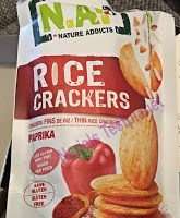 Produkttest N.A! Nature Addicts Rice Crackers Paprika 2