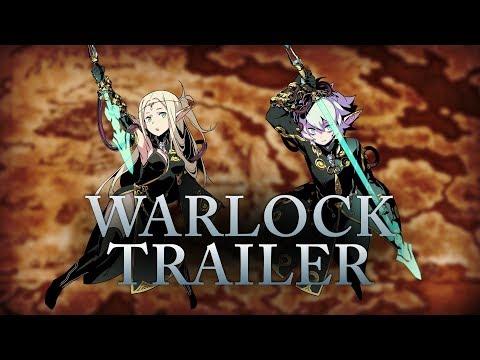 *News* Infos zur Warlock Klasse in The Entrian Odyssey V: Beyond the Myth 6