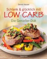 """Werbung: Rezension Daniel Hauser """"Schlank und Glücklich mit Low Carb"""" 2"""