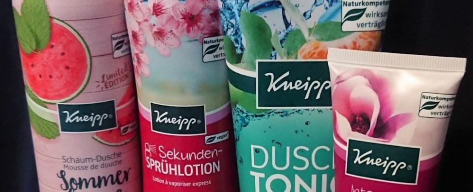 *Werbung* Die Frühjahrsneuheiten von Kneipp 18