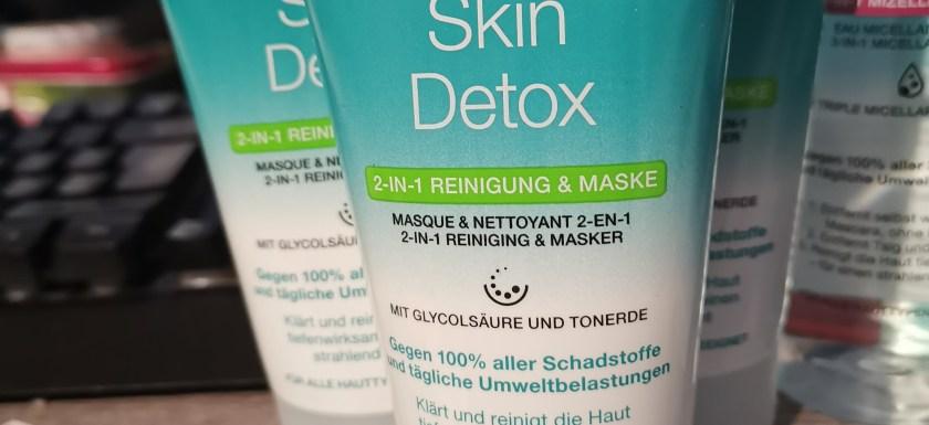 *Produkttest* Neutrogena Skin Detox 1