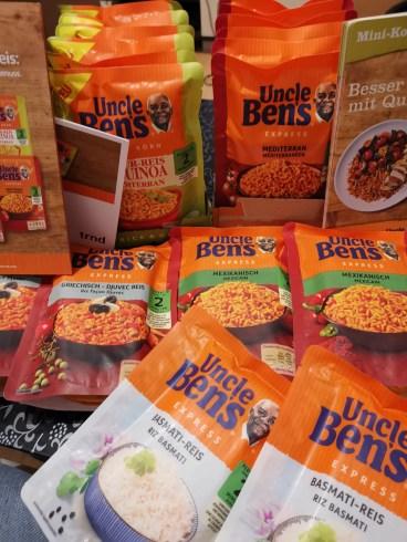 Uncle Ben's Express-Reis *Produkttest* 2