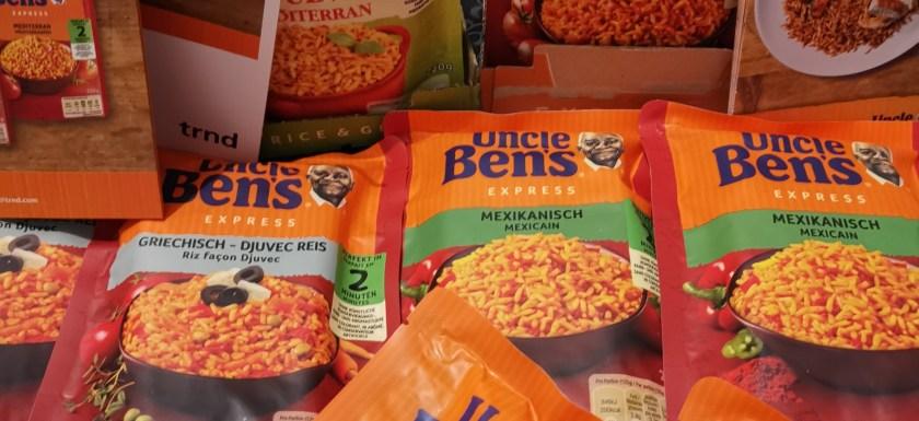 Uncle Ben's Express-Reis *Produkttest* 1