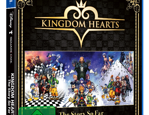 *News* KINGDOM HEARTS –THE STORY SO FAR– ERSCHEINT AM 29. MÄRZ 2019 IN EUROPA 2