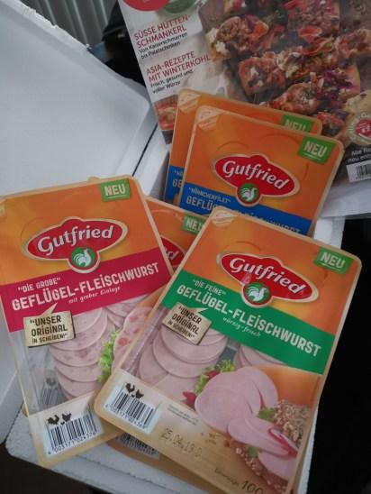 *Werbung* Gutfried Geflügel-Fleischwurst im Test 2