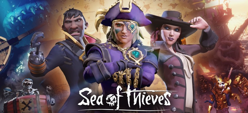 *News* Sea of Thieves Anniversary Update: Leinen los ins zweite Jahr! 1