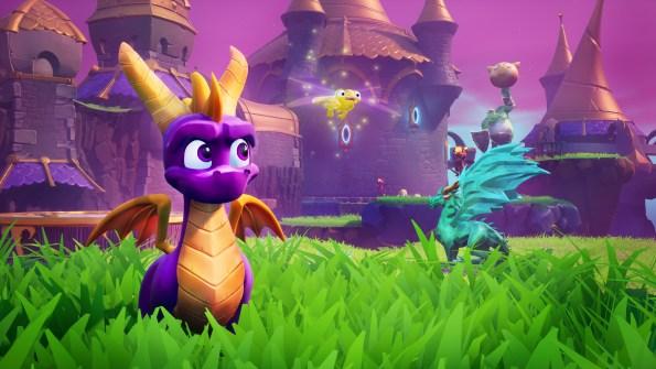Spyro: Reignited Trilogy für PC und Nintendo Switch angekündigt! 2
