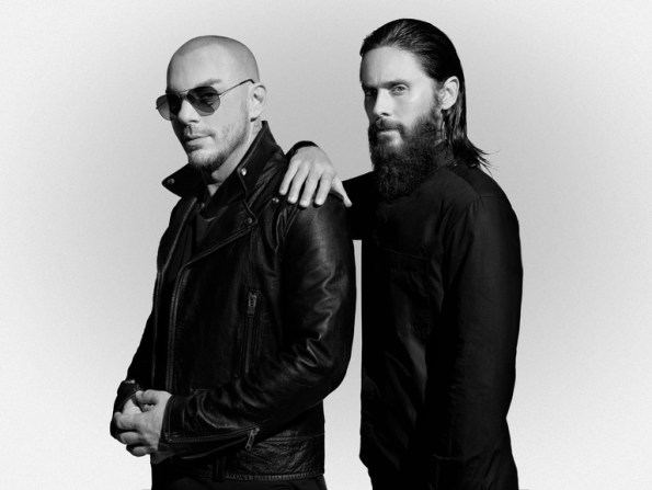Thirty Seconds To Mars Exklusive Headline Show am 15. August im SparkassenPark 2