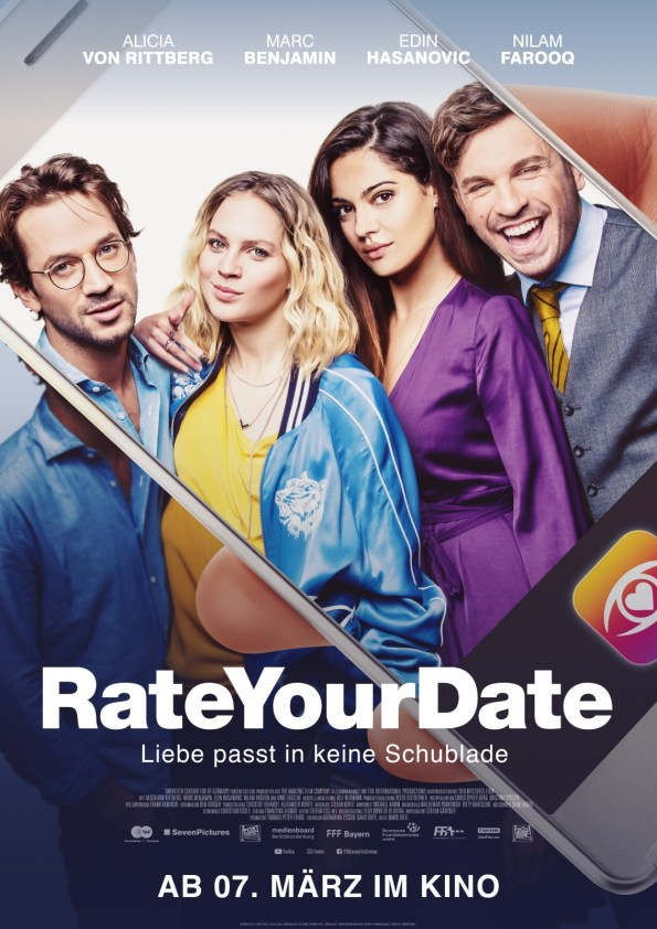 Rate your Date DVD *Rezension* 2