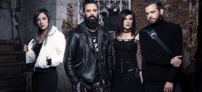 Skillet Victorious Tour 2019 *Event Empfehlung* 1