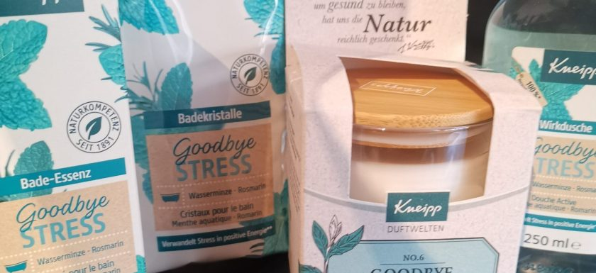 Goodbye Stress von Kneipp *Produkttest* 7