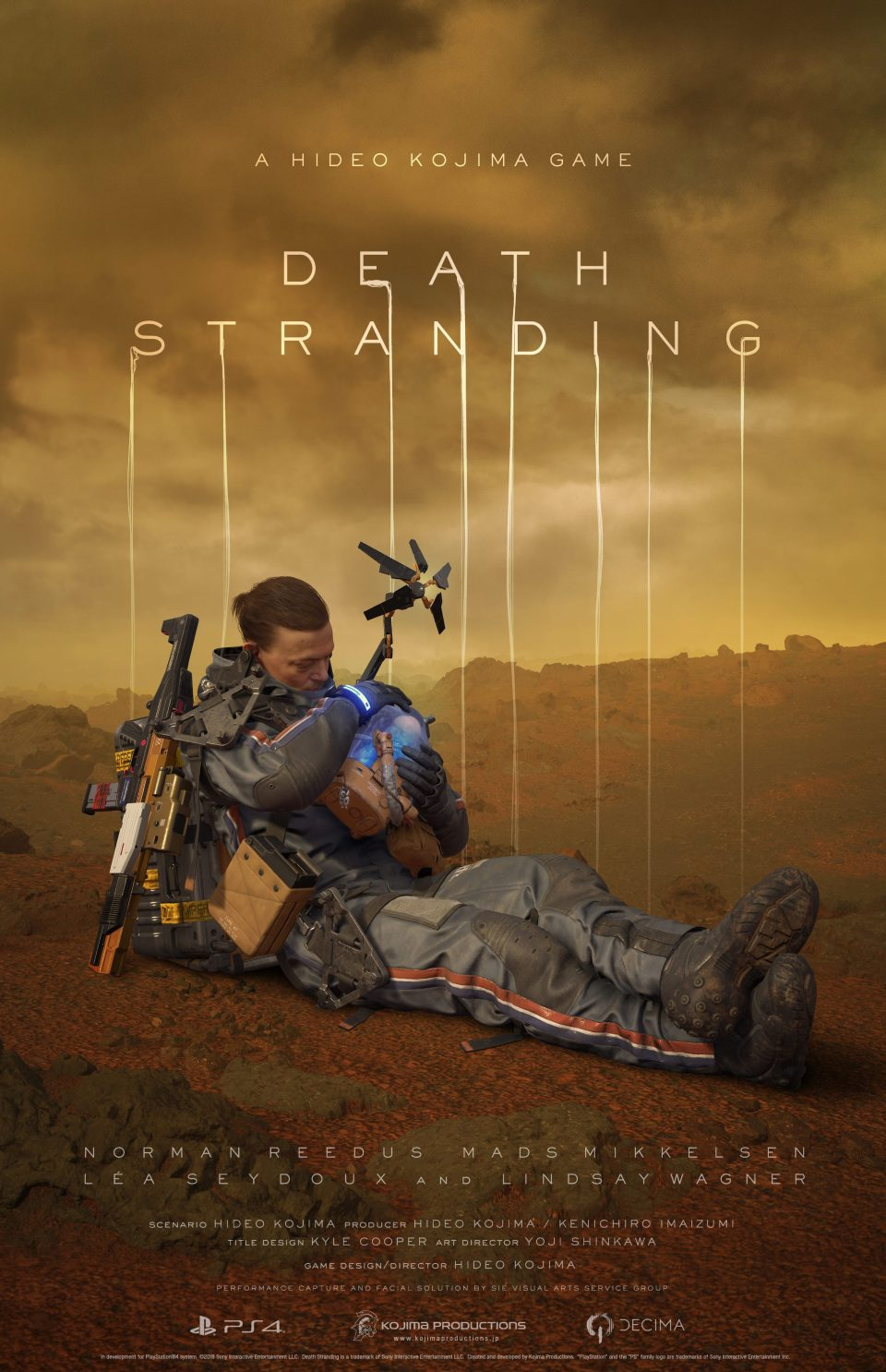 Death Stranding *Rezension* 2