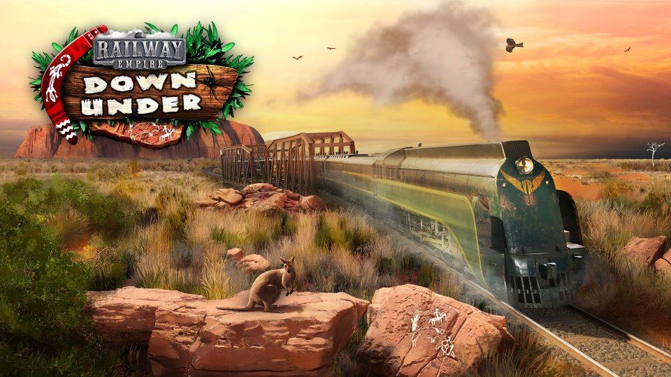 """Railway Empire """"Down Under""""-DLC veröffentlicht 2"""