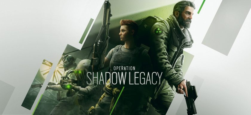 Tom Clancy's Rainbow Six Siege und Operation Shadow Legacy News 1