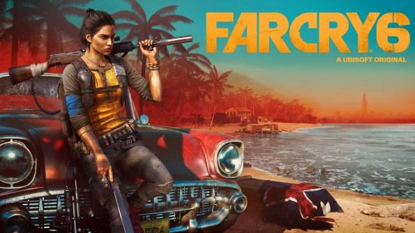 FarCry 6 Logo