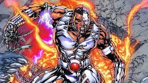 Cyborg - DC Comics