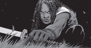 Michonne -The Walking Dead