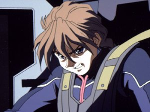 Mobile Suit Gundam Wing - Duo Maxwell