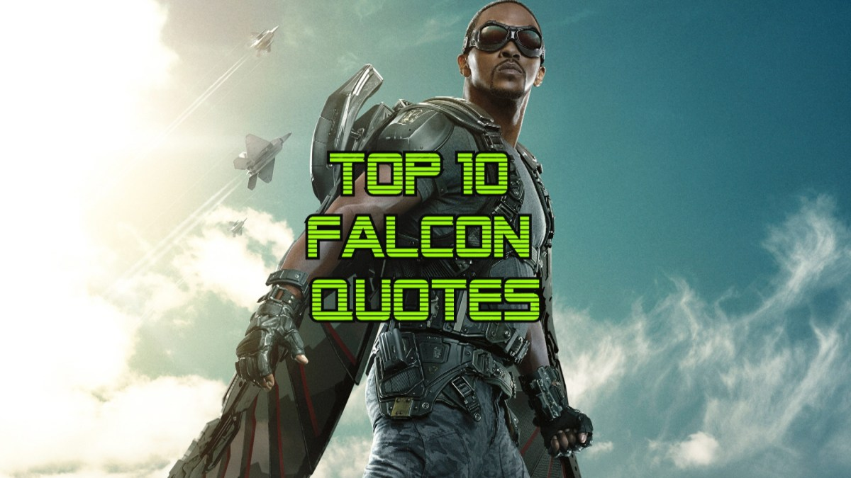 Top 10 Sam Wilson/Falcon Quotes