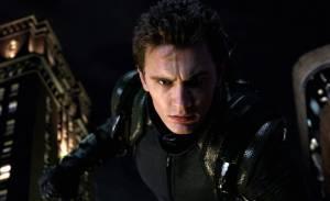 James Franco in SPIDER-MAN 3.
