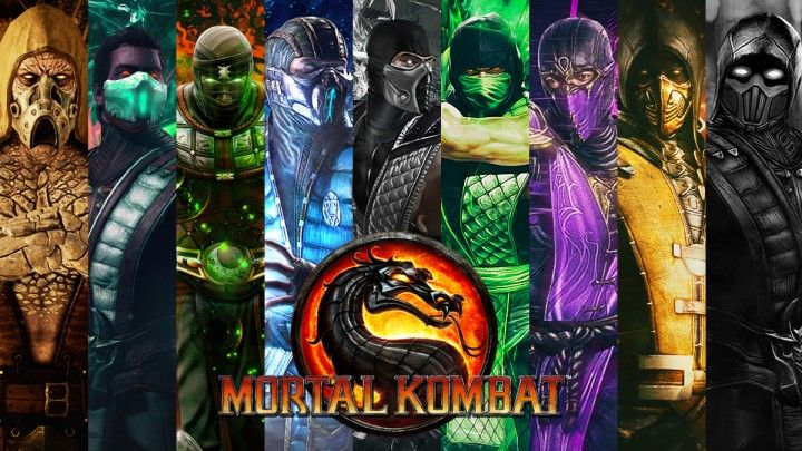 Top 10 Mortal Kombat Characters