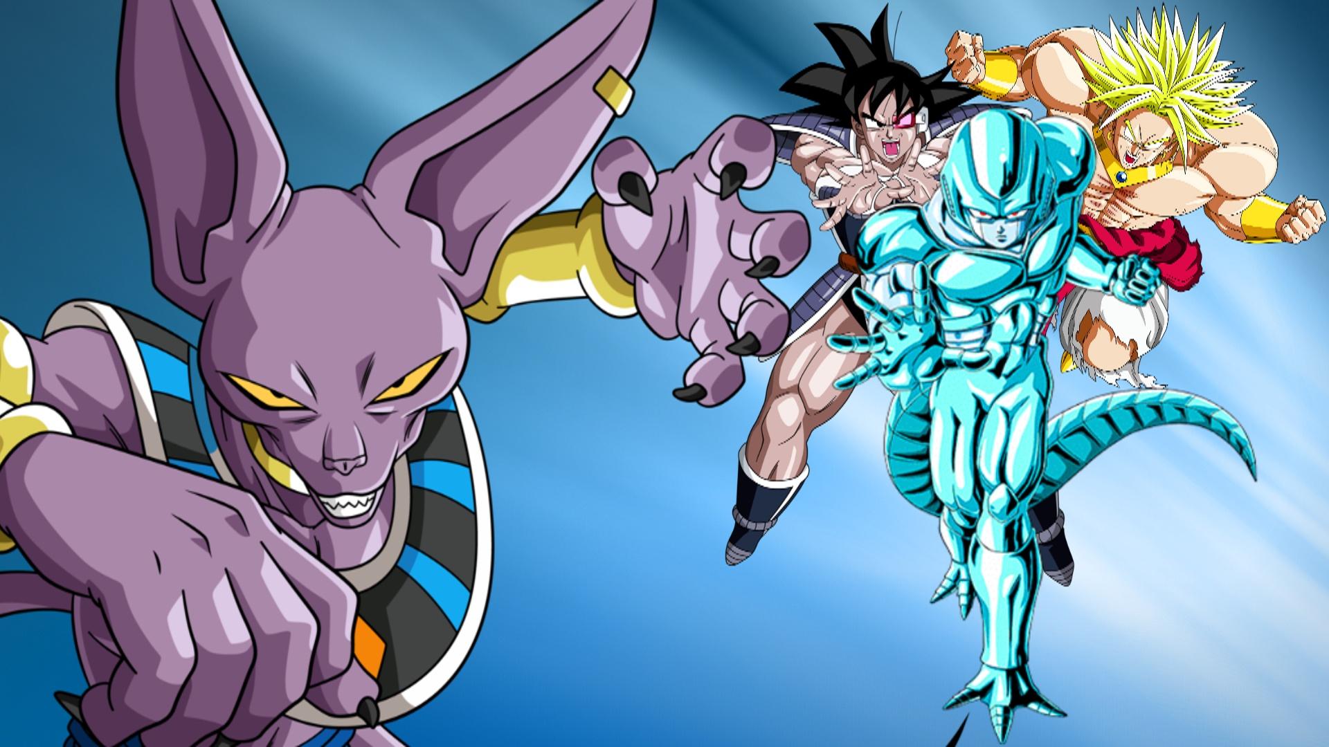 DragonBall Z Broly The Legendary Super Saiyan Narik Chase
