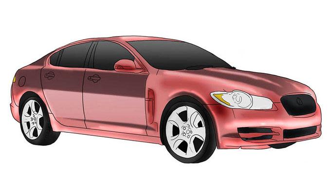 610 Koleksi Gambar Mobil Balap Yang Gampang Digambar HD Terbaik