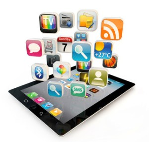 tablet pc with apps