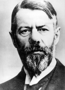 Max Weber German sociologist 1864-1920 born in Erfurt educated at universities of Heidelberg Berlin and Gottingen chair of sociology in Vienna 1918 chair of sociology at Munich 1919 one of the founders of sociology best known for his work Die protestantische Ethik und der Geist des Kapitalismus