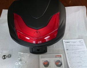 ユーロヤマハトップケース 39L Q5KYSK069P01