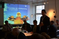 Dag Forsén från Hälsans nya verktyg berättar kort om framtidens vård och äldreomsorg