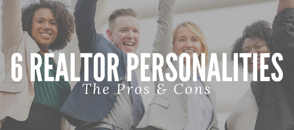 Realtor Personality Types Pros and Cons