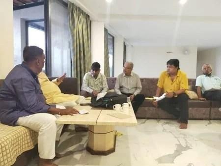 संस्कार भारती की जिला कार्यकारिणी गठित