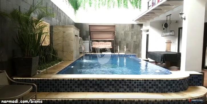 renovasi kolam renang di bekasi