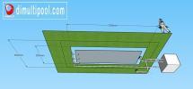 Contoh Desain Sistem Plumbing Kolam Renang