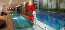 kolam renang indoor atau outdoor