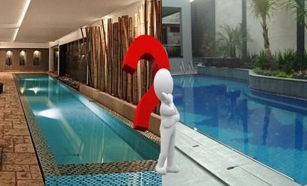kolam renang di lantai dua (2) | begini tips membangunnya