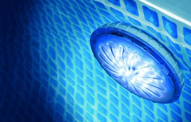 komponen kelistrikan kolam renang