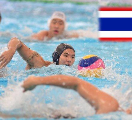 atlet renang thailand