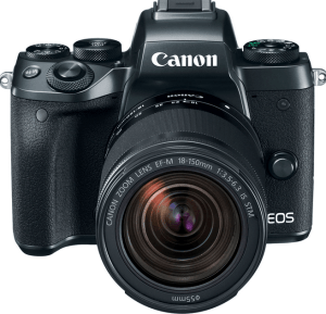 Introducing Canon EOS M5 Camera, Canon's New Knight in Mirrorless Camera Battle