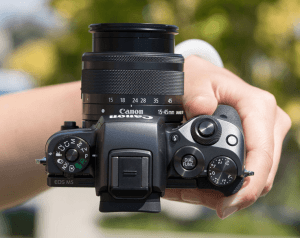 Be Ready for New Fighters from Canon: the Canon EOS M5