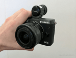 Canon EOS M6 Specs in Hand