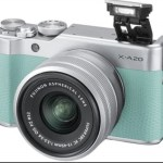 FUJINON kit specifications features Wi-Fi Selfie camera