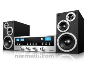 CD Stereo System, A Classically Modern Entertainment System.(1)