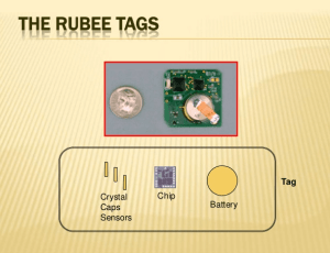 Bored of Getting Unsecured RFID Go Using Rubee!
