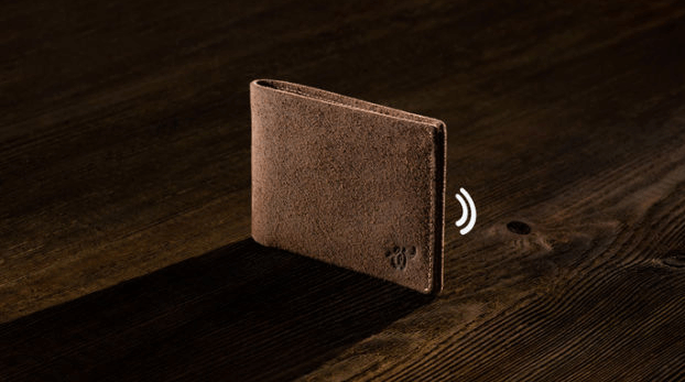 No More Lost and Get Secured with Bluetooth Technology Wallet 2